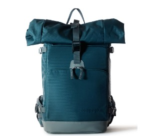 compagnon 카메라 백팩 the explorer stone(Green)
