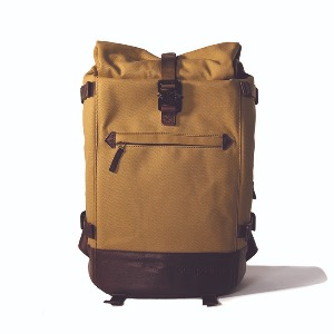 compagnon 카메라 백팩 the backpack 2.0 (Sand/Dark Brown)