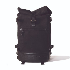 compagnon - the little backpack (Black/Black)