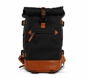 compagnon - the little backpack (Green/Brown)